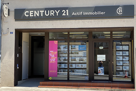 Agence immobilière CENTURY 21 Actif Immobilier, 81600 GAILLAC